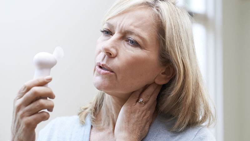 5 Most Common Complaints of Menopause